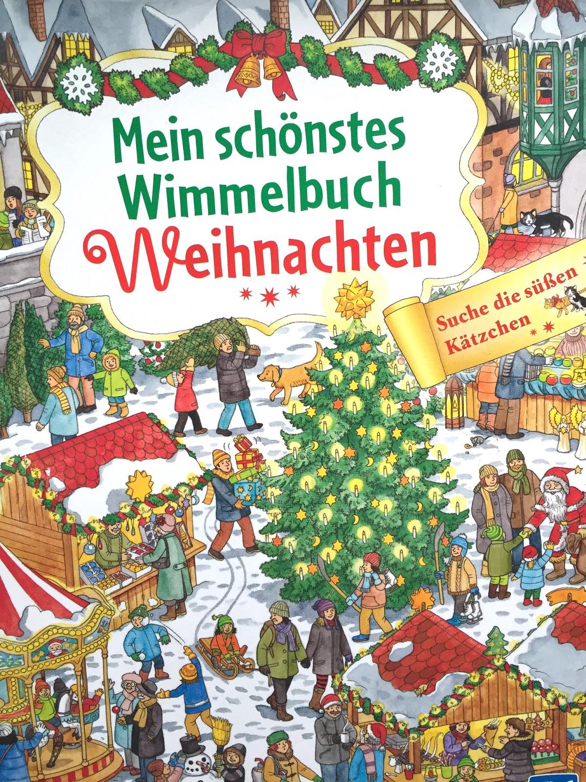 Wimmelbuch Weihnachten.Ein Gelesener Adventskalender 3 Mein Schönstes Wimmelbuch