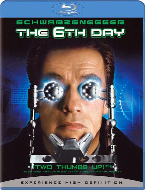 The 6th Day 2000 [Hindi-Eng] Dual Audio DD 5.1 720p BRRip 1.1GB
