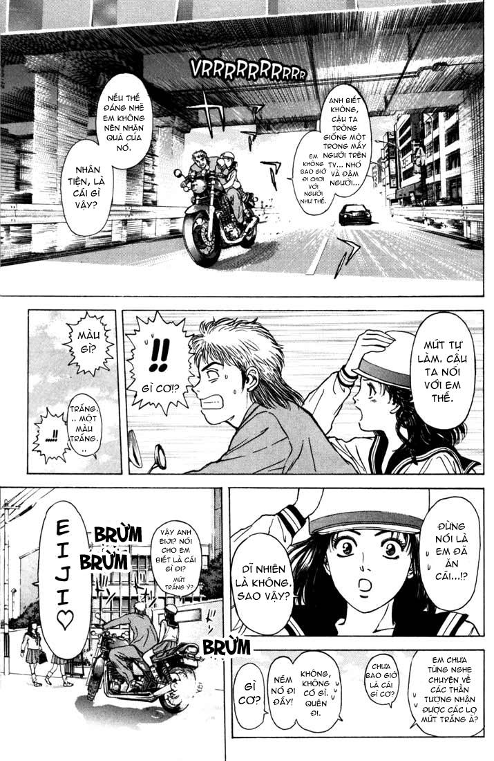 Psychometrer Eiji chapter 46 trang 16
