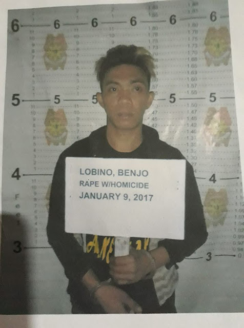 Mug Shot of a Man Who Raped and Killed a Girl Goes Viral and Netizens Want Him to Be the First to Be Sentenced With the Death Penalty!