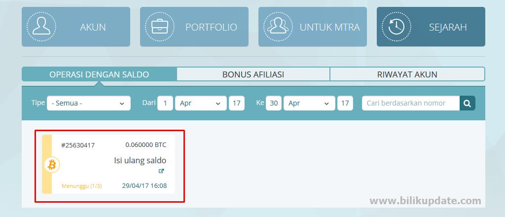 Cara Investasi di Ethtrade dengan Bitcoin (Legit & Trusted) - Akizaku