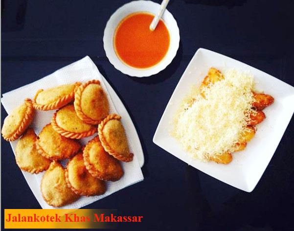 Jalankotek Khas Makassar
