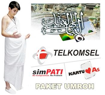 Daftar Paket Internet Umroh Telkomsel Termurah 2018