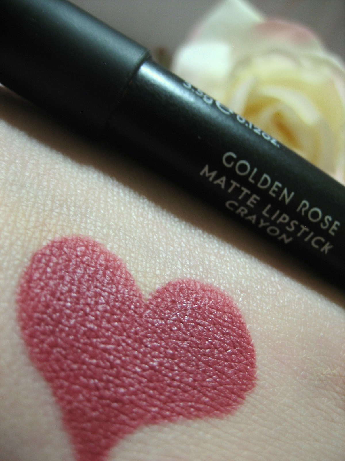 Golden Rose Mat Kalem Ruj Sevdaninzillisi Kozmetik Blogu