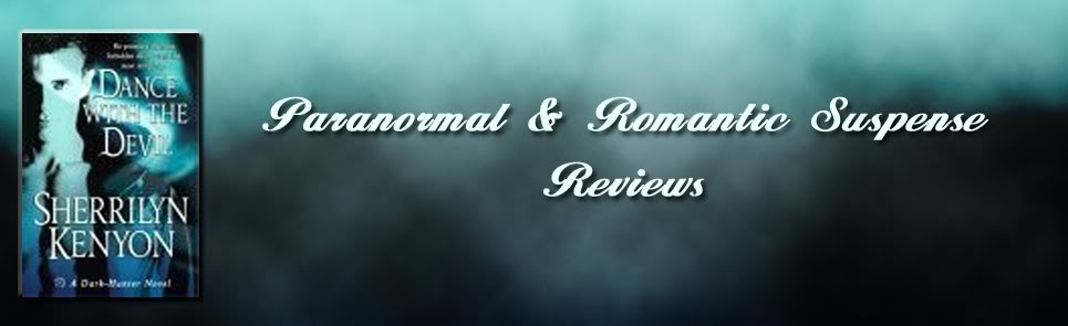 Paranormal and Romantic Suspense Reviews