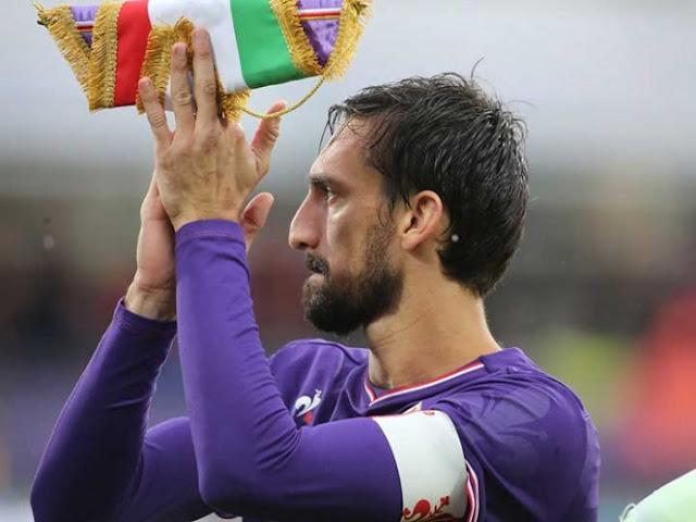 Muere de forma repentina el futbolista italiano Davide Astori Capital de la Fiorentina