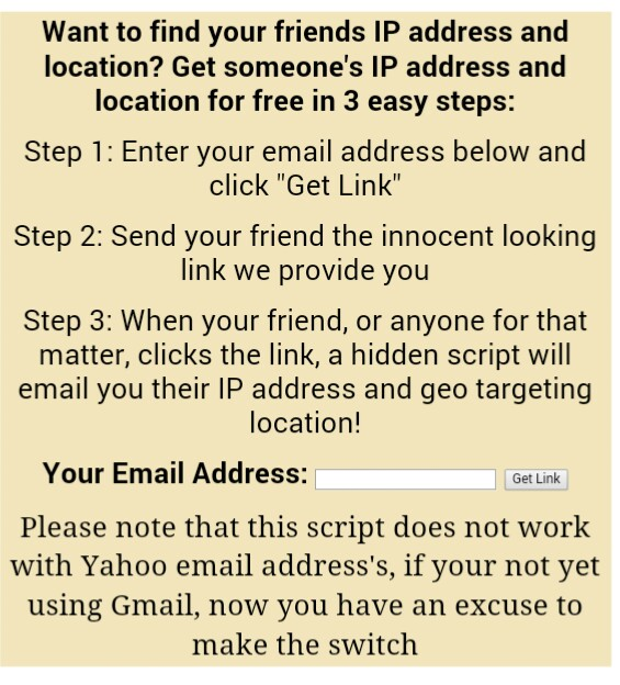 how to send an email without your ip address
