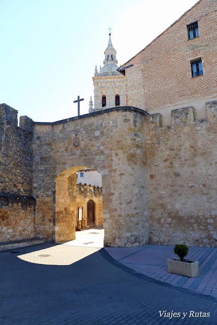 Puerta de San Miguel de El Burgo de Osma