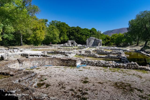 Villa Romana de Butrint - Albania por El Guisante Verde Project
