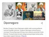 18 Fakta Menarik Tentang Pangeran Diponegoro Pahlawan Indonesia