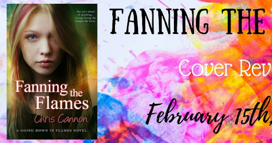 Cover Reveal!! Fanning the Flames by Chris Cannon