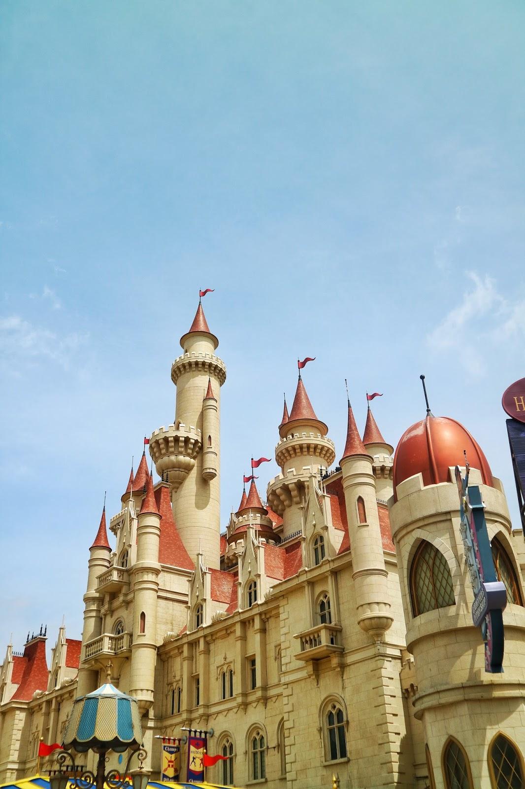 Shrek's Castle - Universal Studios Singapore