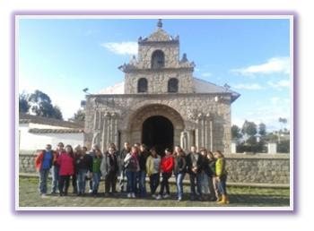 Viajes en tren turismo en Riobamba