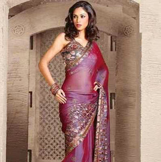 Latest Indian Sarees Collection For Women