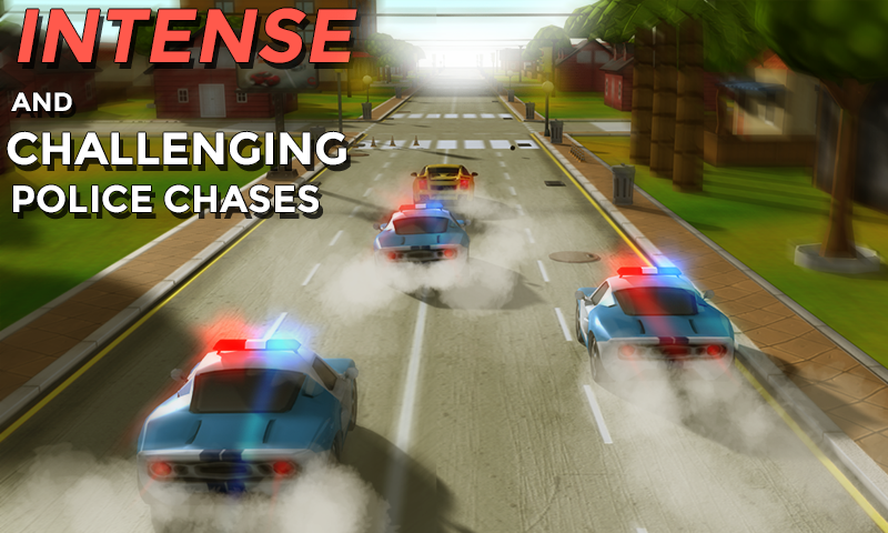 HotFoot City Car Racing 3d MOD APK