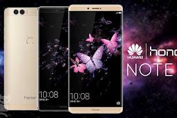 Huawei Honor Note 10 | Penantang Samsung Galaxy Note 9 Berbekal Baterai Jumbo
