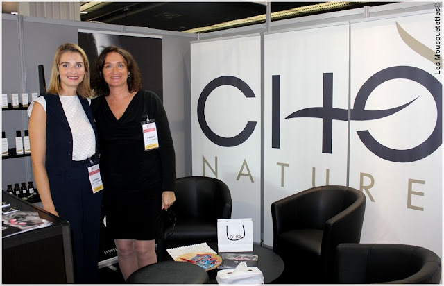 Beauty Forum Paris - CHO Nature - Blog beauté Les Mousquetettes©