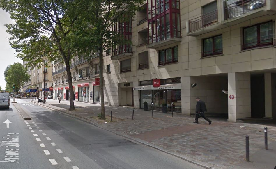Commerces immarcescibles au soleil avenue du maine for Garage avenue du maine