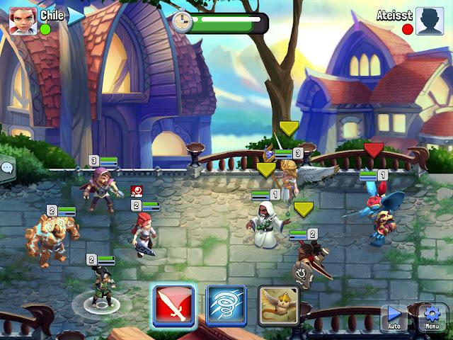 Dragonstone: Guilds & Heroes-Fredain.com
