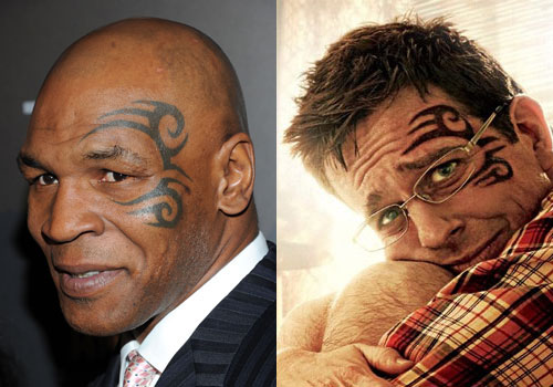 708121ea98fd7 The tattoo artist who sued over Ed Helms' tattoo in