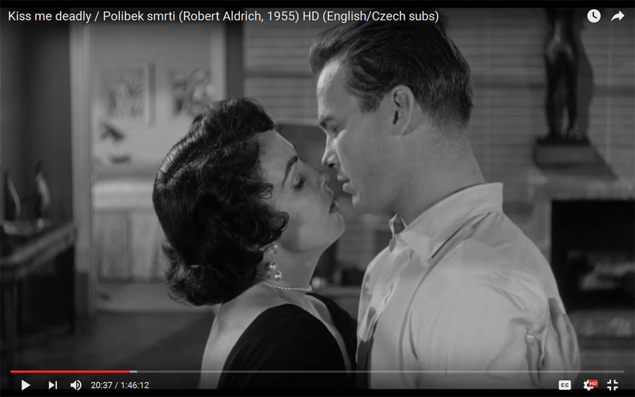 a movie analysis of kiss me deadly by robert aldrich Not a hack or denial a movie analysis of kiss me deadly by robert aldrich of service attack i accidentally uploaded an empty file i'm an idiot arkancide is the unfortunate film newspapers.