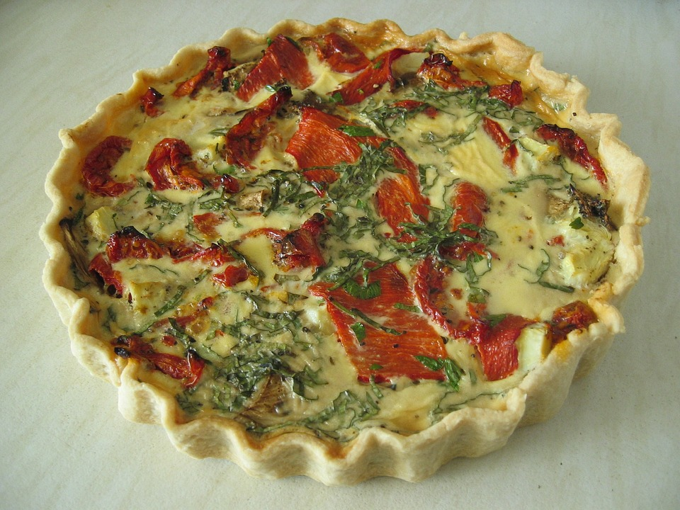 3 Low Carb Quiche Recipes Make their Own Crust