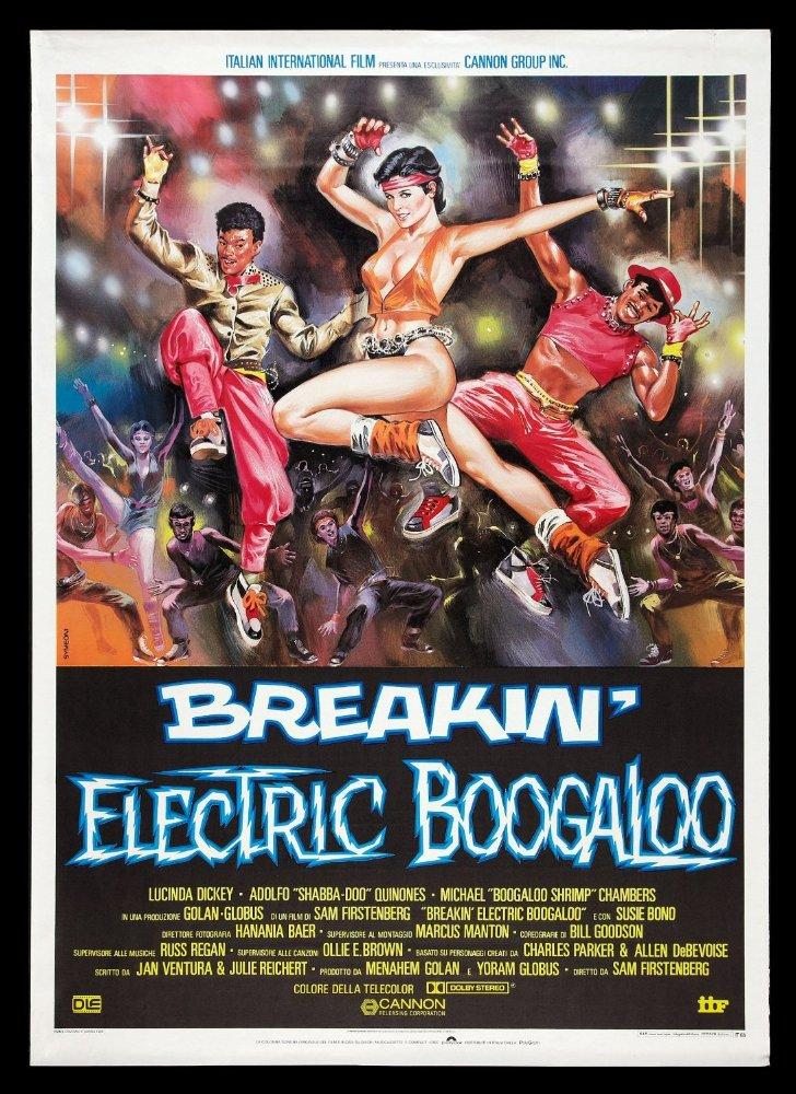 Breakin' 2: Electric Boogaloo