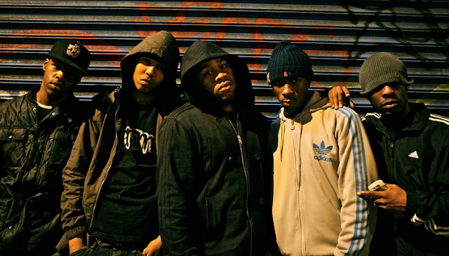GRIME COLLECTIVE FAMILY TREE HAVE BROKEN UP