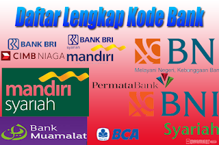 kode bank