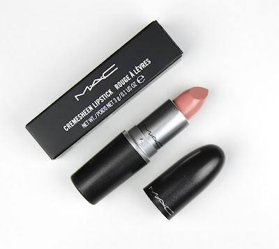 MAC Lipstick in Creme Cup review