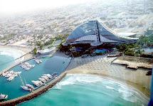 Jumeirah Beach Hotel World Beautiful Places