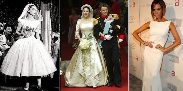 princess mary, victoria beckam bateau neckline