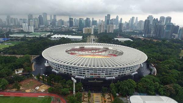 Stadion GBK Dipastikan Jadi Tempat Laga Final Piala Presiden 2018