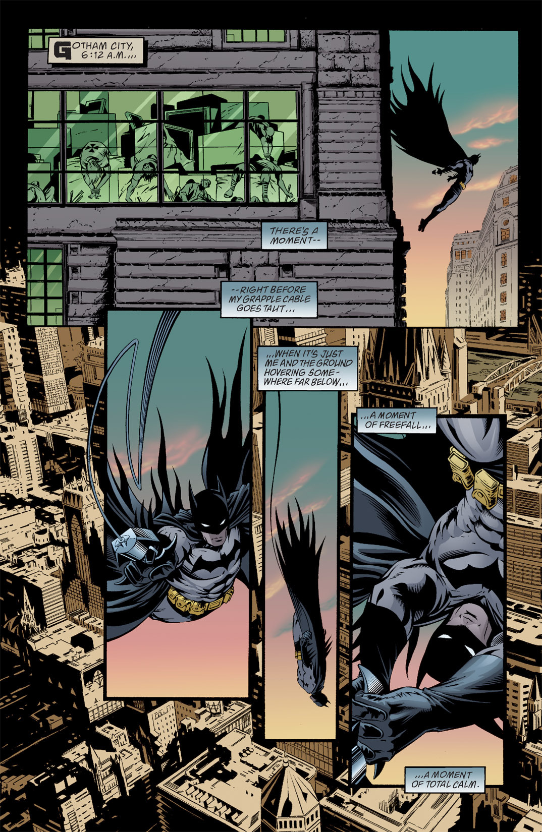 Detective Comics (1937) 784 Page 1