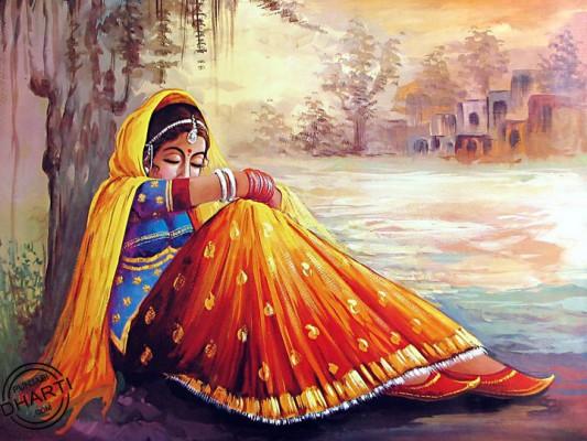 श्रृंगार रस - Shringar Ras - परिभाषा, भेद और उदाहरण - हिन्दी व्याकरण