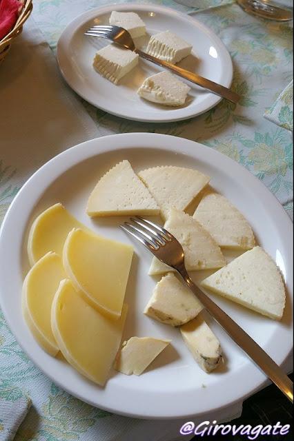 scanno formaggi