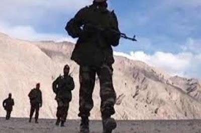 चीन की घुसपैठ, भारतीय सीमा में घुसे दो हेलीकॉप्टर