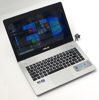 Laptop ASUS N46V Core i5 Double VGA Bekas