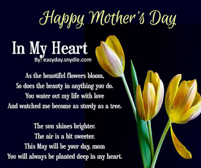 Happy Mother's Day 2018 Poems, Poetry for Kids