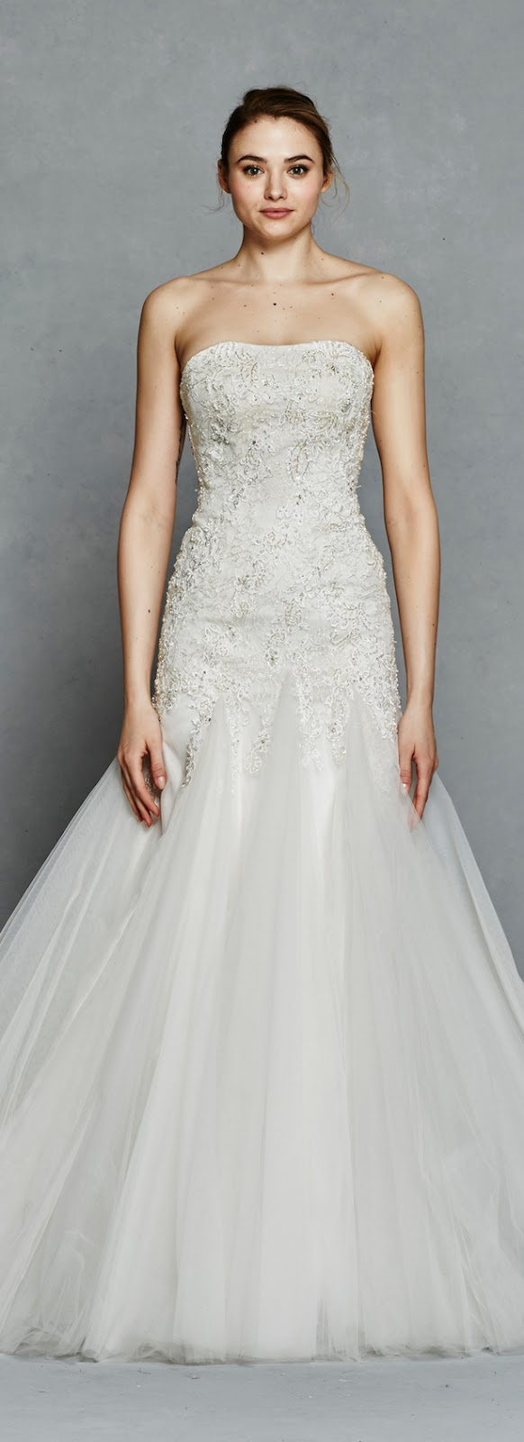 Bellos vestidos de novias