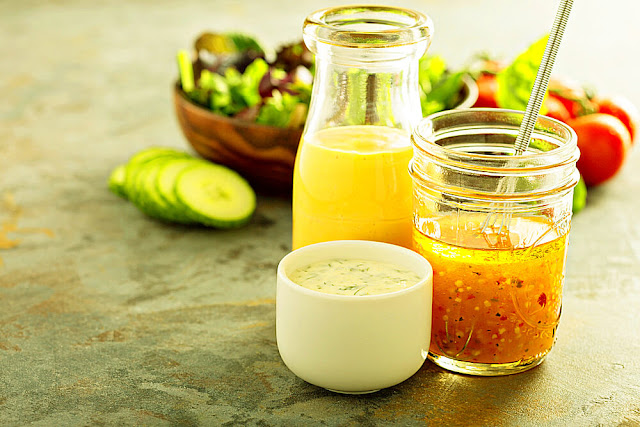 Drizzle This Homemade Fat-Blasting Dressing Over Any Salad to Help Lose Weight