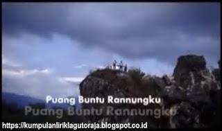 Download Lagu Natal Rohani Ashe Hymne Puang Buntu Rannungku