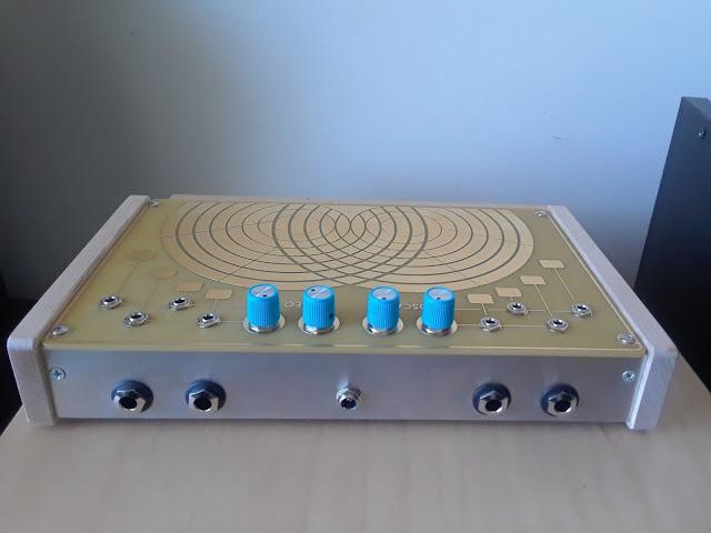 Matrixsynth Landscape Stereo Field Synth Sound Device Sn 061