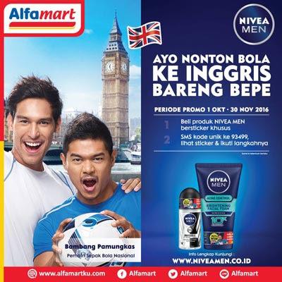 Ayo Nonton Bola ke Inggris Bareng Bepe – Alfamart