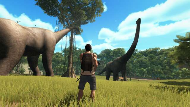 Dinosis Survival PC Full
