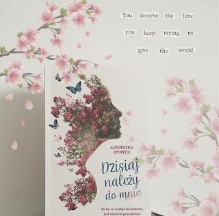 """""""Dzisiaj należy do mnie"""" - bo to, co wydaje się końcem, jest zarazem początkiem..."""