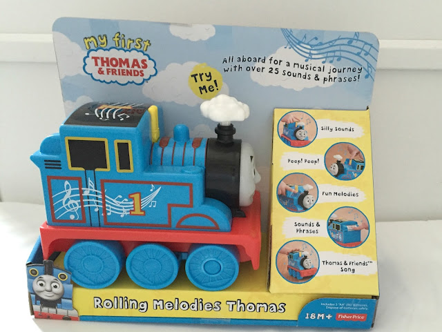 Thomas Rolling Melodies Thomas review