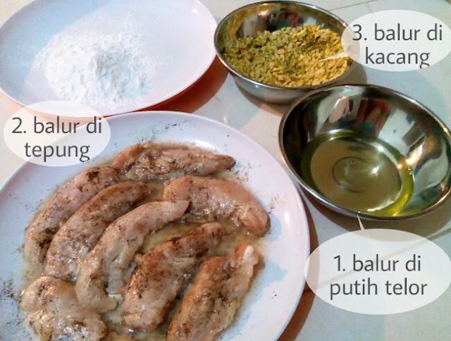 cara-membuat-ayam-fillet-kreasi