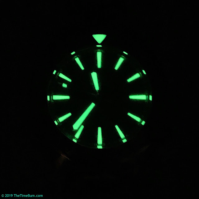 Nodus Avalon Clover Green lume