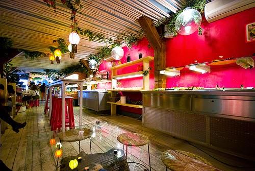 restaurante Viva la Vida